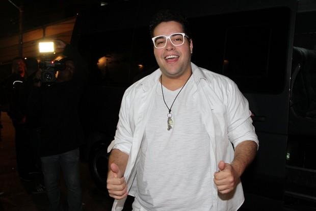 Tiago Abravanel na festa de Danilo Faro (Foto: Caio Duran e Thiago Duran / AgNews)