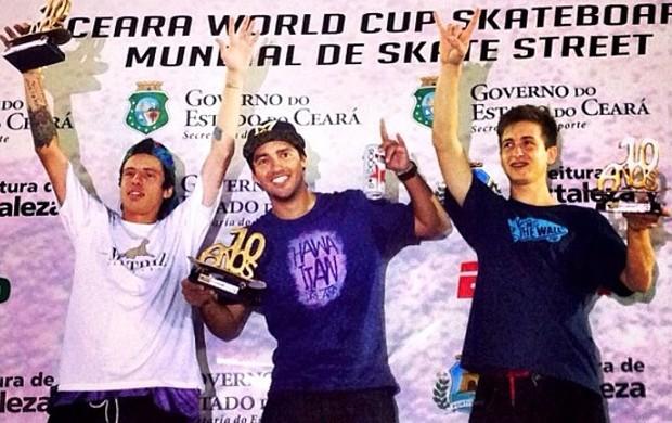 Kelvin Hoefler conquista tricampeonato mundial (Foto: Reprodução Instagram)
