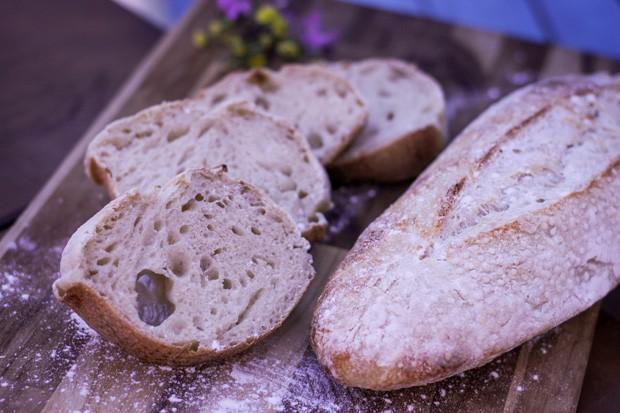 Padaria vegana traz opções de doces e pães livres de derivados animais (Foto: Divulgação)