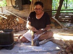 Quebradeira de coco (Foto: Divulgação/MIQCB)