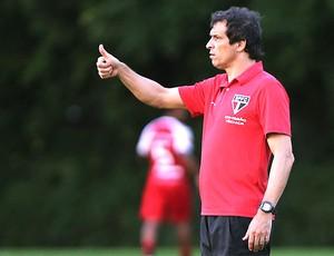 Milton Cruz treino São Paulo (Foto: Leandro Martins / Futura Press / Agência Estado)