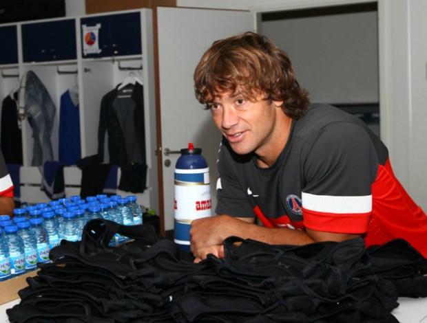Lugano PSG (Foto: Reprodução / Site Oficial)