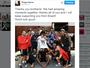 """A caminho do Cruzeiro, Thiago Neves se despede do Al-Jazira: """"Boa sorte"""""""