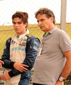 Pedro Piquet Nelson Piquet (Foto: Fernanda Freixosa)