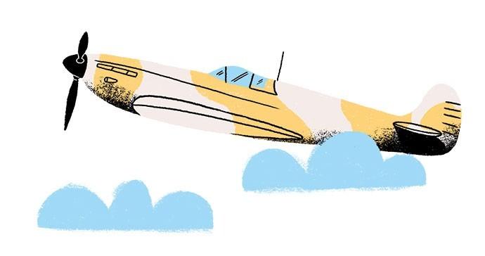 Avião (Foto: Estúdio Barca)