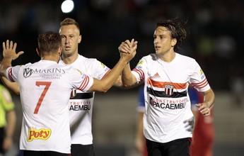 Com um pé atrás e outro na frente, Botafogo-SP encara o Juventude