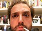 Gregorio Duvivier faz campanha pela descriminalização das drogas