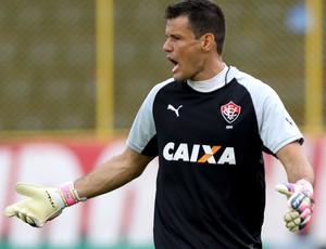 Wilson vitória e corinthians Barradão (Foto: Agência Getty Images)