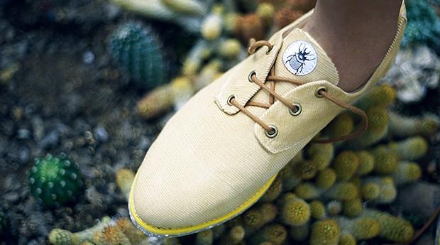 Insecta Shoes, sapato vegano (Foto: Carine Wallauer)