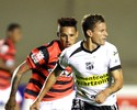 Titular contra o Atlético-GO, Michel elogia Magno Alves e já pensa no Inter