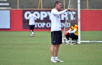 Mancini espera recuperação fora de casa e comemora retorno de Marinho