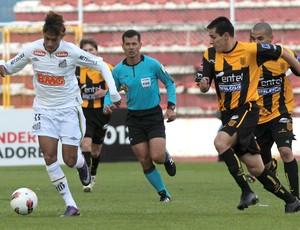 Neymar Santos x The Strongest (Foto: EFE)
