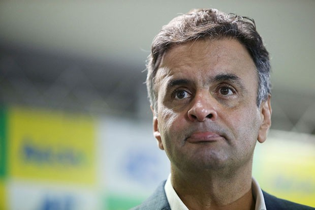 Aécio Neves (Foto: Mario Tama/Getty Images)