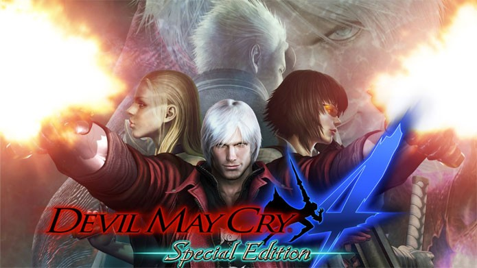 Devil May Cry 4 volta em oferta para PC (Foto: Divulgação)