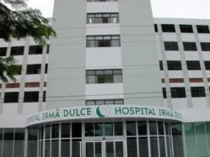Garoto ficou internado por cinco dias em hospital da Praia Grande (Foto: Reprodução/ Tvtribuna.com)