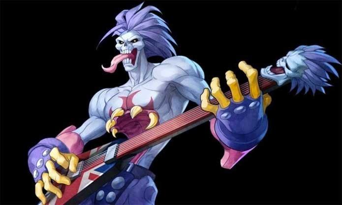 Lord Raptor de DarkStalkers (Foto: Divulgação/Capcom)