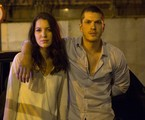 Caio Paduan e Nathalia Dill gravam cenas de 'Rock story' | Felipe Monteiro