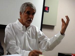 Peñalosa participará de evento em Salvador (Foto: Ruan Melo/G1)