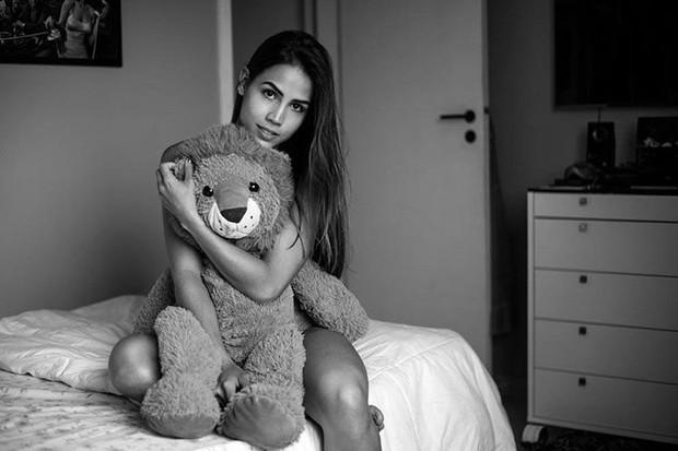 Pérola Faria (Foto: Bruno Brin / Instagram / Reprodução)