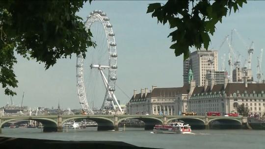 Roda-gigante de Londres é evacuada após aparecimento de bomba antiga