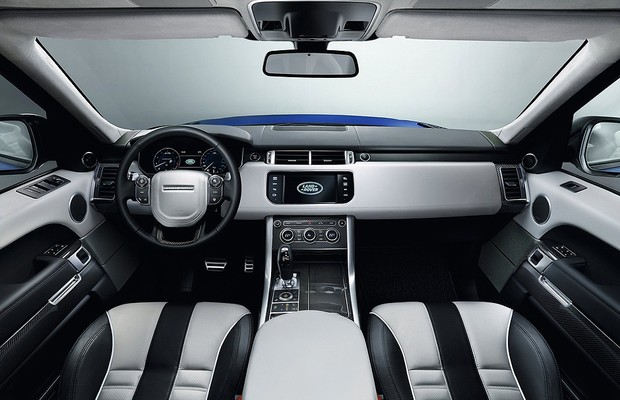 range rover sport svr chega ao pa s por r auto esporte not cias. Black Bedroom Furniture Sets. Home Design Ideas