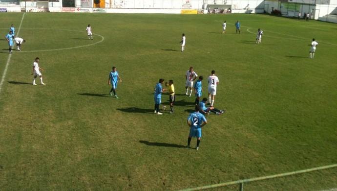 Campeonato amador da Liga Desportiva Caruaruense (LDC) (Foto: Vital Florêncio / GloboEsporte.com)