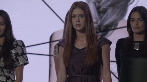 Marina Ruy Barbosa como Eliza na novela Totalmente Demais (Foto: Divulgação Globo)