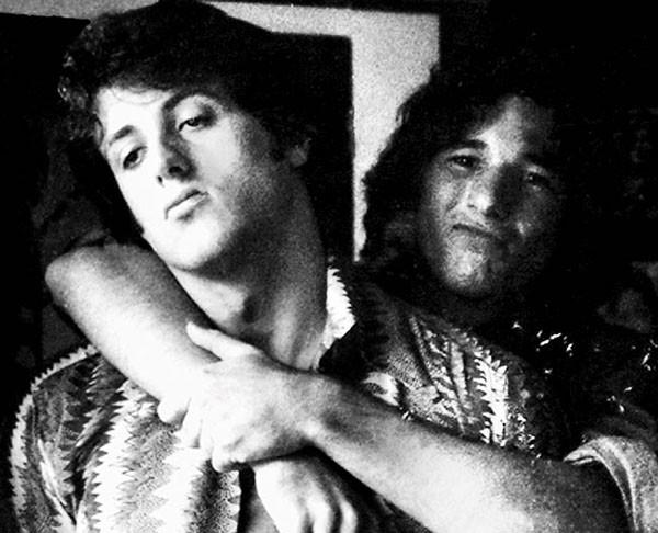 Sylvester Stallone e Richard Gere (Foto: Reprodução)