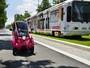 Híbrido de carro e moto, i-Road começará a rodar na França