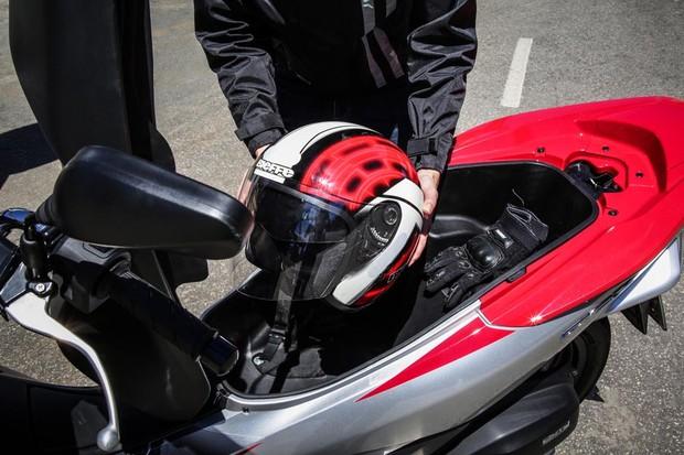 Honda PCX 150 Sport (Foto: Divulgação)