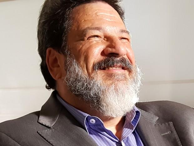 66ce0be69c4 Mario Sergio Cortella diz que felicidade está em circunstâncias (Foto   Fernando Pacífico   G1