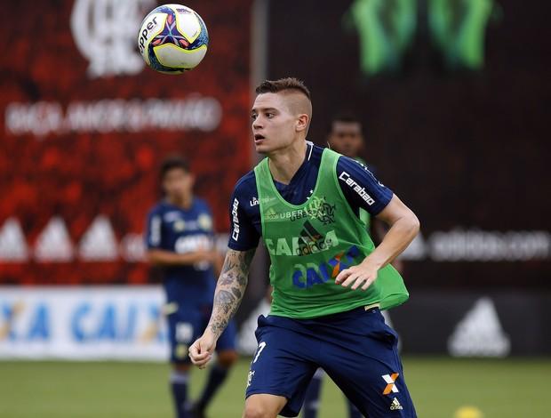Adryan Treino Flamengo