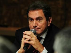 Ex-secretário de estado e presidente licenciado da Federação do Comércio em Mato Grosso, Pedro Nadaf foi preso na operação Sodoma. (Foto: Josiane Pettengill / Secom-MT)