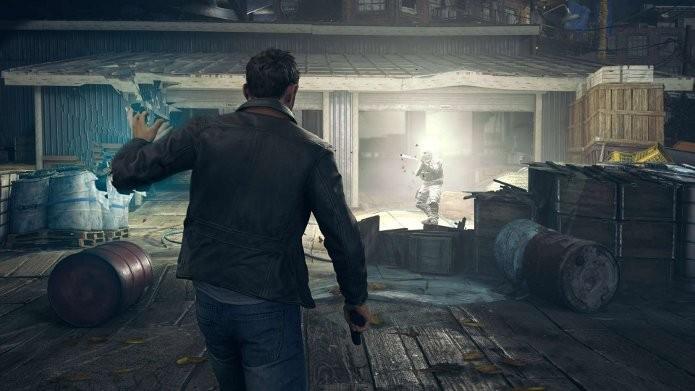 Quantum Break tenta inovar ao misturar jogo com série televisiva (Foto: Reprodução/RemedyGames.com)