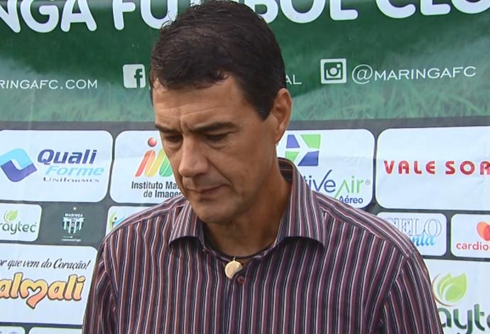 Rogério Perrô Maringá (Foto: Reprodução/RPC)