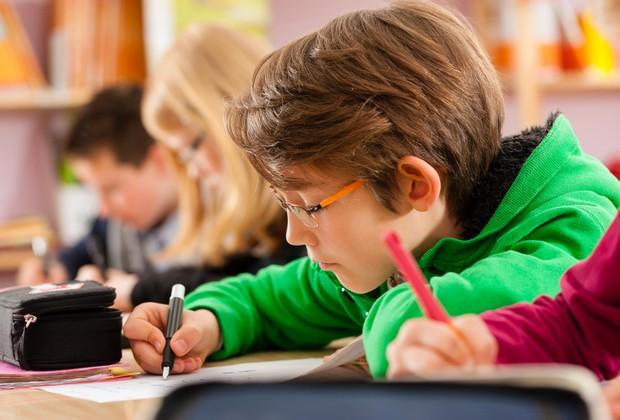 escola_alfabetização (Foto: Shutterstock)