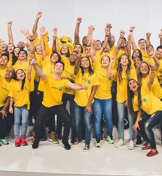 participe! (Divulgação / COB)