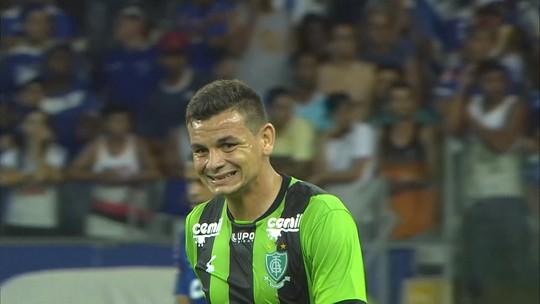 Ruy estreia como titular do América-MG e ganha aprovação do treinador