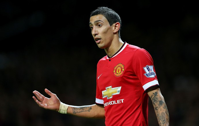 Di Maria Manchester United (Foto: Getty Images)