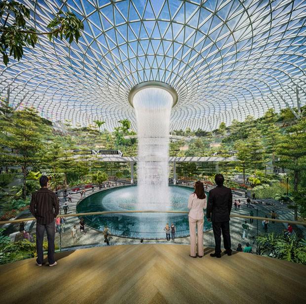 Aeroportos do futuro: veja cinco projetos pelo mundo