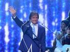 Roberto Carlos é eleito personalidade do ano e se apresenta no 'Grammy Latino'