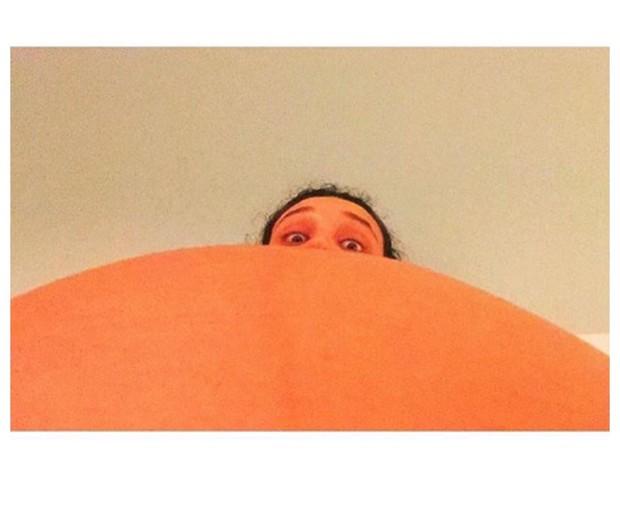 debora nascimento gravidez (Foto: Reprodução Instagram)
