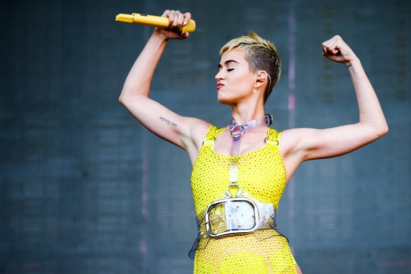 Katy Perry afirma que está tendo ótimas relações (Foto: Getty Images)