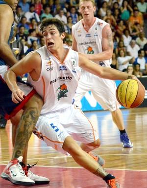Bauru Basquete x Franca, Ricardo Fischer, pelo Paulista (Foto: Caio Casagrande / Bauru Basket)