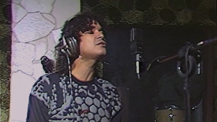 Luiz Caldas: disco 'Magia' foi o marco inicial da axé music (Foto: TV Bahia)