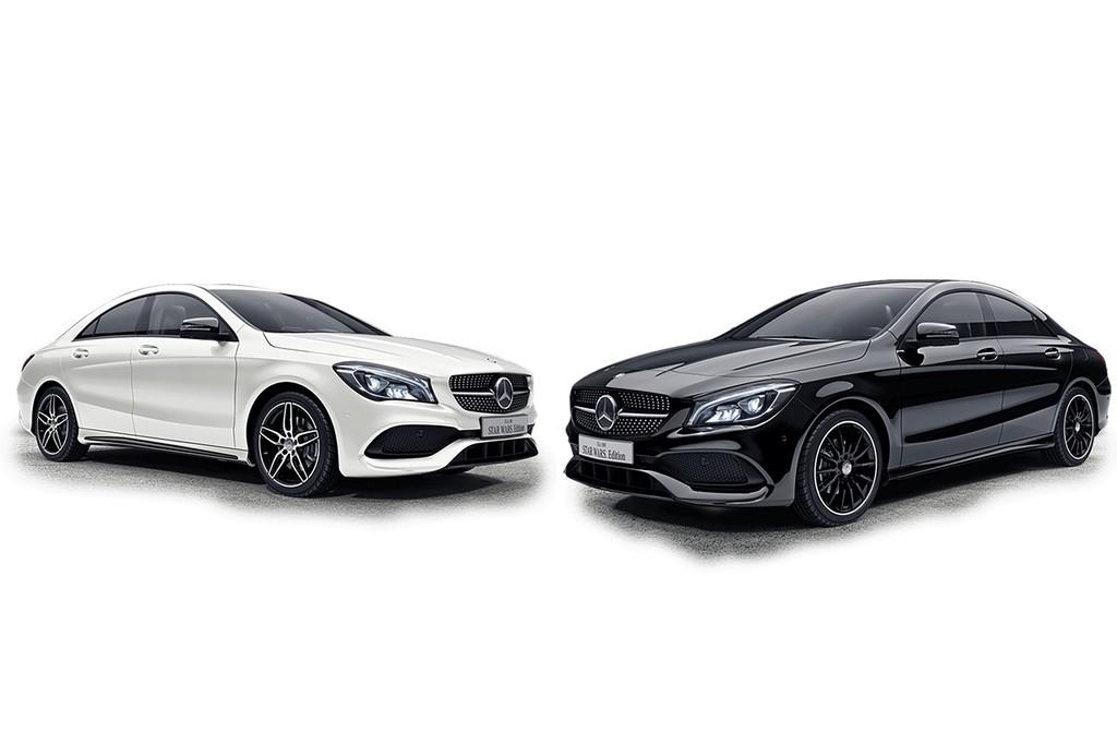 Mercedes-Benz lança carro inspirado no 'Star Wars' (Foto: Mercedes-Benz/Divulgação)