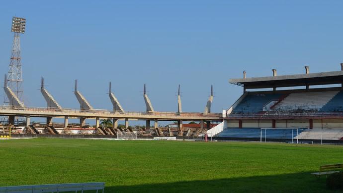 colosso do tapajós (Foto: Weldon Luciano/GloboEsporte.com)