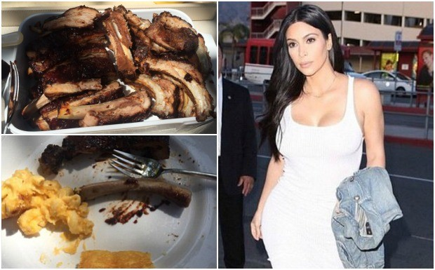 Dieta saudvel? Celebridades postam fotos de gordices em rede social e mostram que tambm