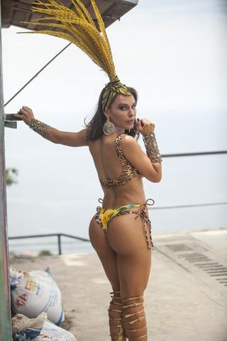 Carol Picchi (Foto: Divulgação/Divulgação)