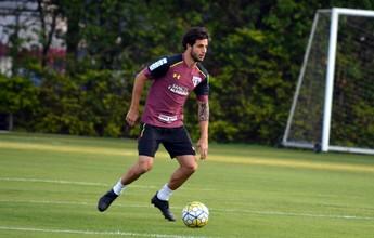 Hudson recusa torcida do Palmeiras para o São Paulo contra o Flamengo